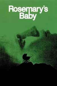"Poster for the movie ""Rosemary's Baby"""