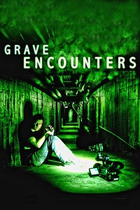 "Poster for the movie ""Grave Encounters"""