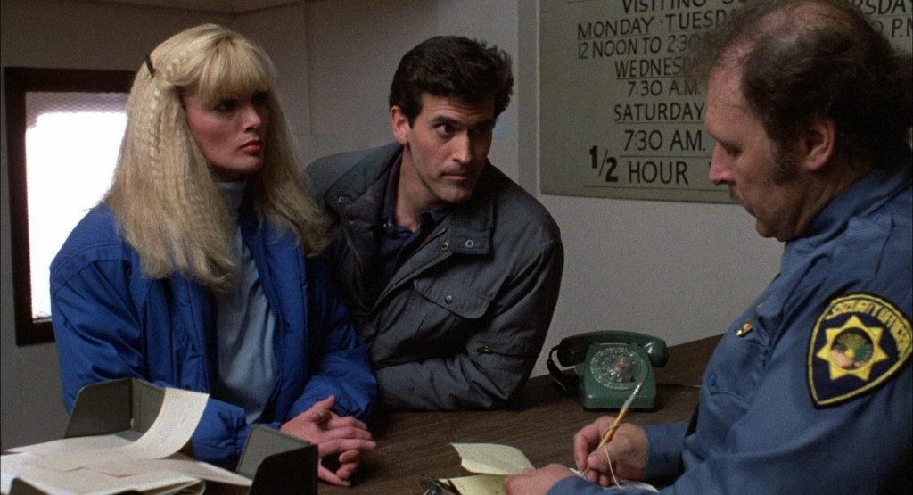 """Image from the movie """"Maniac Cop"""""""