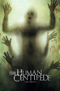 "Poster for the movie ""The Human Centipede (First Sequence)"""