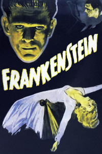 "Poster for the movie ""Frankenstein"""