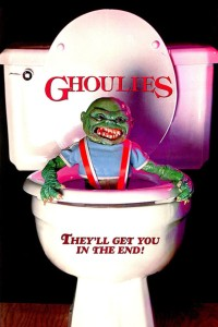 "Poster for the movie ""Ghoulies"""