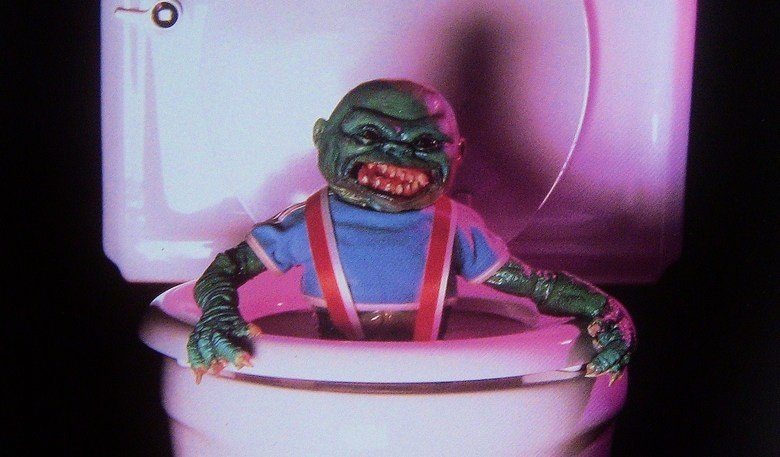 "Image from the movie ""Ghoulies"""