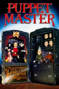 "Poster for the movie ""Puppet Master"""