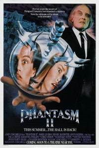 "Poster for the movie ""Phantasm II"""