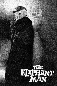 "Poster for the movie ""The Elephant Man"""