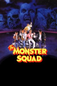 "Poster for the movie ""The Monster Squad"""