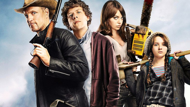 "Image from the movie ""Zombieland"""
