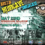 Press Release: Austin Nerd Cave This Weekend!
