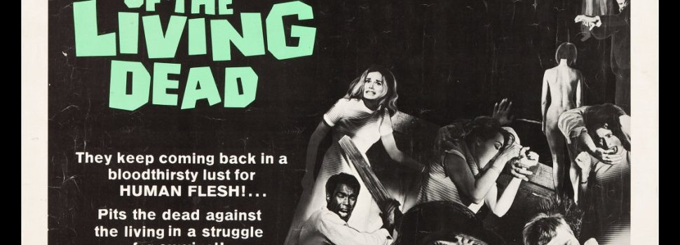 CASTLE OF HORROR PODCAST: NIGHT OF THE LIVING DEAD (1968): The Zombie Origins Retrospective