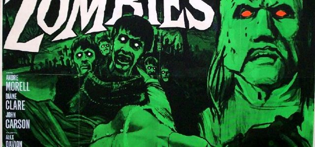 CASTLE OF HORROR PODCAST: PLAGUE OF THE ZOMBIES (1966): The Zombie Origins Retrospective
