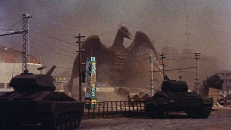 "Image from the movie ""Rodan"""