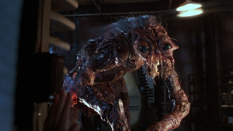 "Image from the movie ""The Fly"""