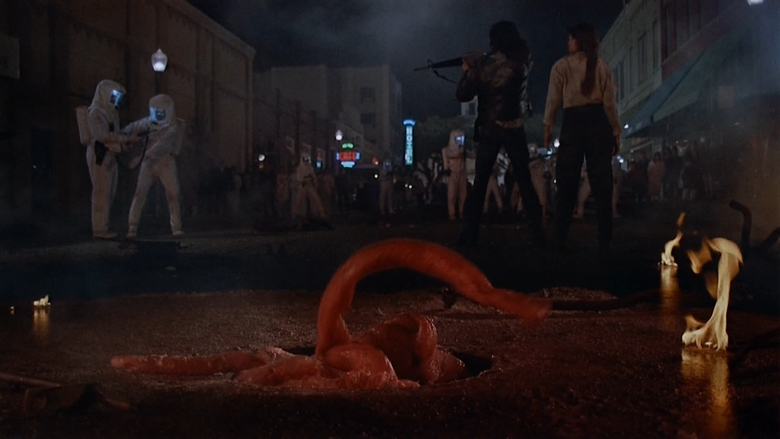 """Image from the movie """"The Blob"""""""
