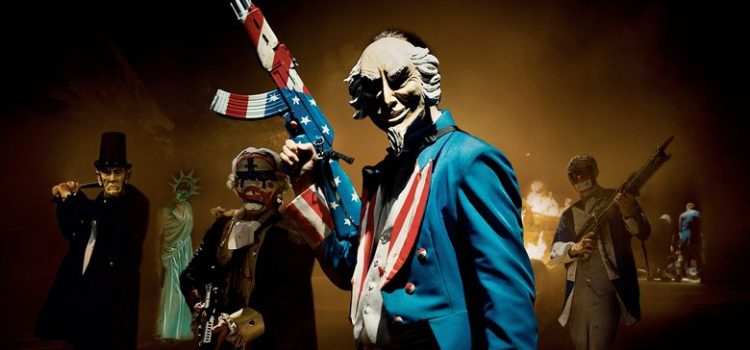 The Purge :Election Year