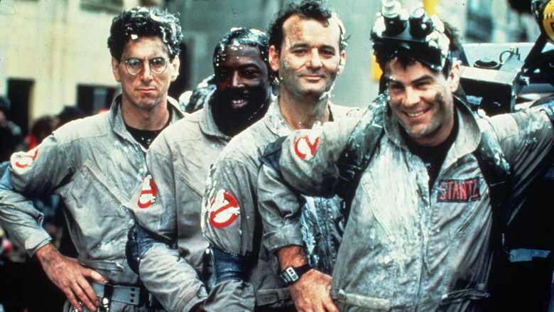 """Image from the movie """"Ghostbusters"""""""