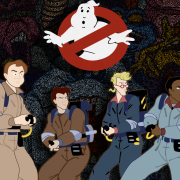 "Who Ya Gonna Call? ""The Real Ghostbusters."""