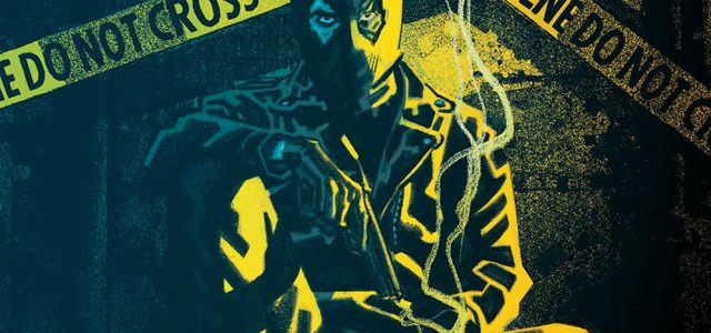 Greg Scott Joins the Black Hood for Some West Coast Noir