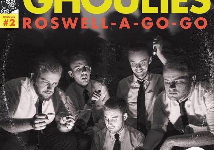 The oh so bad rock 'n' roll of the Ghoulies!