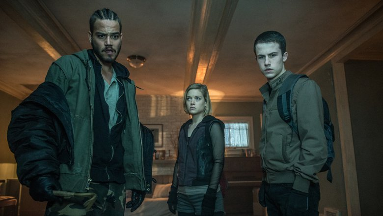 """Image from the movie """"Don't Breathe"""""""