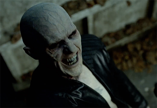 The Strain Season 3 Trailer gives you some tongue!