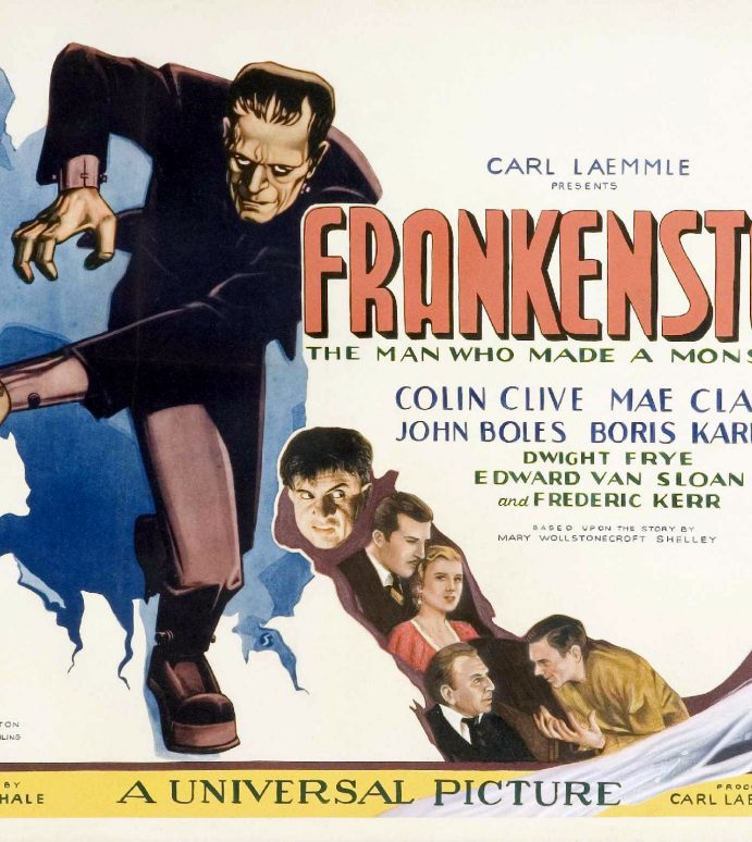 Castle of Horror Podcast: Frankenstein 1931 Introduced Everything You Think You Know About Frankenstein