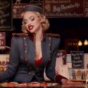 "Ivy Levan takes on ""Science Fiction, Double Feature' For Fox's new Rocky Horror."