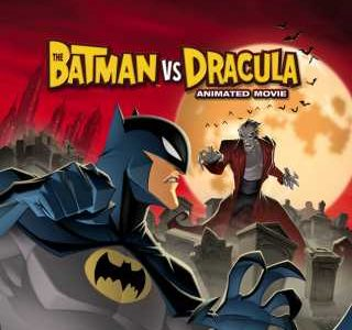 Castle of Horror: Batman Vs… DRACULA!