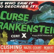 Retro Trailer: Curse of Frankenstein!