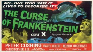 "Image from the movie ""The Curse of Frankenstein"""