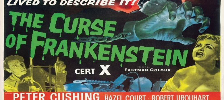 Castle of Horror: Curse of Frankenstein Ushers In the Dawn Of Hammer