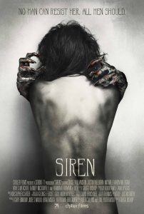 "Poster for the movie ""Siren"""