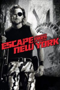 "Poster for the movie ""Escape from New York"""