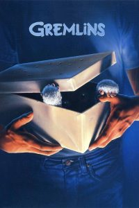 "Poster for the movie ""Gremlins"""