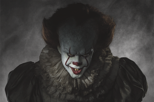 Say hello to Pennywise the Clown!
