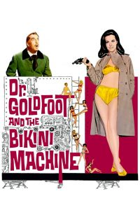 "Poster for the movie ""Dr. Goldfoot and the Bikini Machine"""