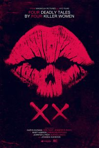 "Poster for the movie ""XX"""