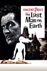 "Poster for the movie ""The Last Man on Earth"""