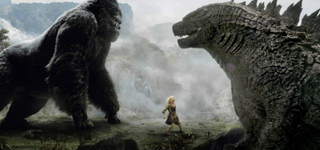 Kong: Skull Island international trailer teases Godzilla and shows us lots of monsters.