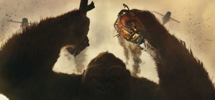 "Go ape with final ""Skull Island"" trailer!"