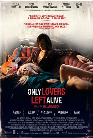 Castle of Horror: Only Lovers Left Alive Is Beautiful, Pretentious