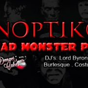 More on Panoptikon's Mad Monster Party!
