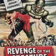 Castle Of Horror: 'Revenge Of The Creature' Is Blackfish For '50s Monsters