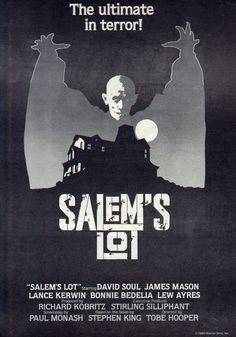 Castle of Horror Remembers Tobe Hooper: Salem's Lot