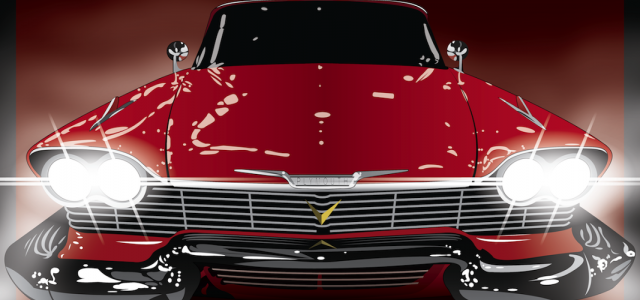 "Castle of Horror: Stephen King and John Carpenter Team Up for Killer ""Christine"""